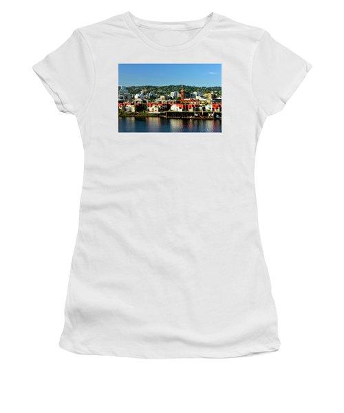 Northwest Portland Women's T-Shirt (Athletic Fit)
