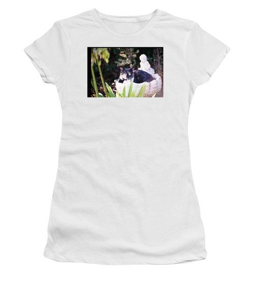 Not Just For The Birds Women's T-Shirt