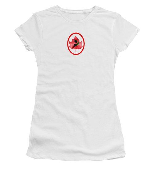 Nova Scotia Proud Women's T-Shirt (Athletic Fit)