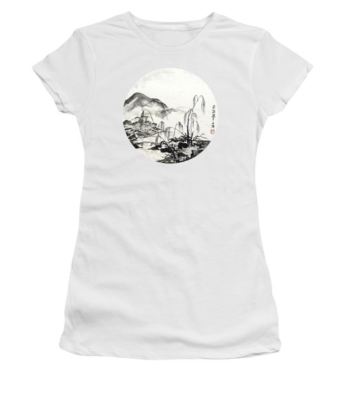 November In Jiangsu - Round Women's T-Shirt