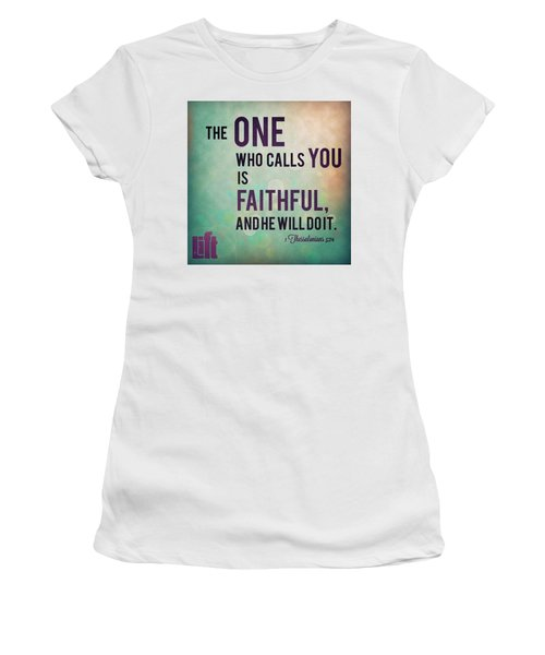 now We Ask You, Brothers And Sisters Women's T-Shirt
