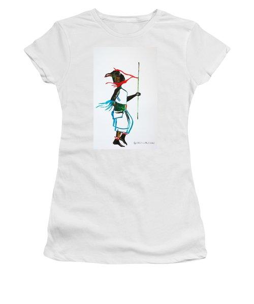Nuer Dance - South Sudan Women's T-Shirt