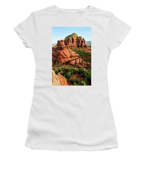 Nuns 06-031 Women's T-Shirt
