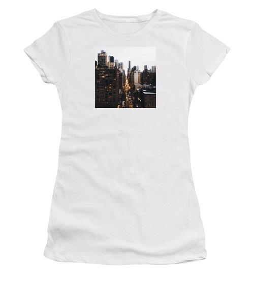 Nyc View Women's T-Shirt