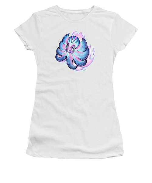 Octopus I Women's T-Shirt (Athletic Fit)