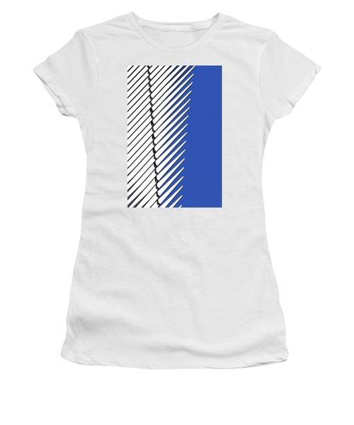 Oculus No. 3 Women's T-Shirt (Junior Cut) by Sandy Taylor