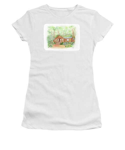 Office In The Park Women's T-Shirt