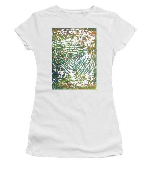 17-offspring While I Was On The Path To Perfection 17 Women's T-Shirt (Athletic Fit)