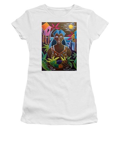 Ofrendas De Mi Tierra II Women's T-Shirt