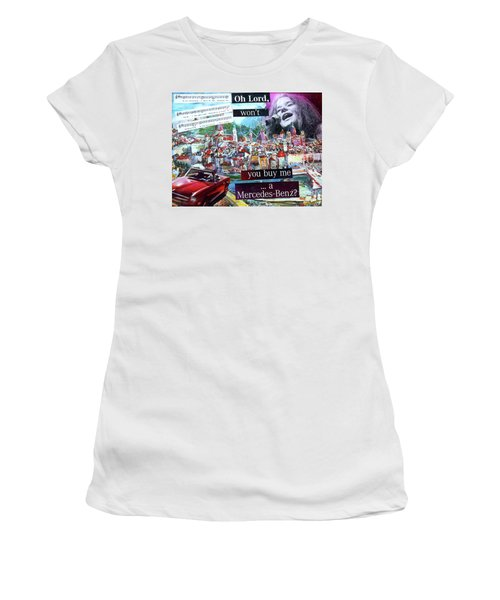 Oh Lord Women's T-Shirt (Athletic Fit)