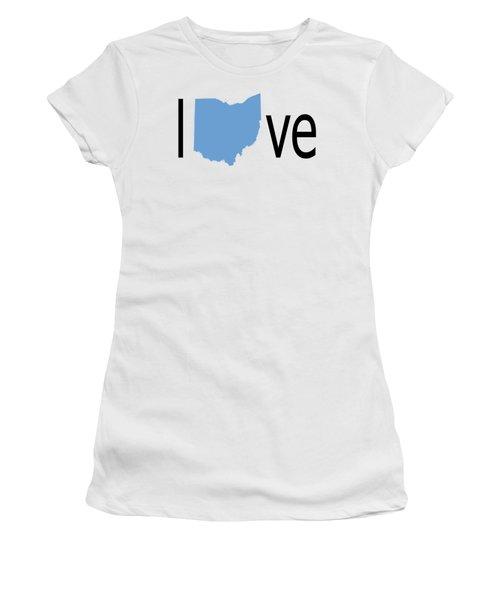 Ohio Love Women's T-Shirt