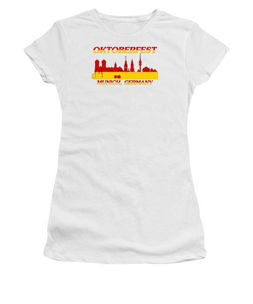 Oktoberfest Munich Germany Women's T-Shirt