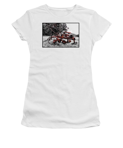 Old And  Rusty Women's T-Shirt