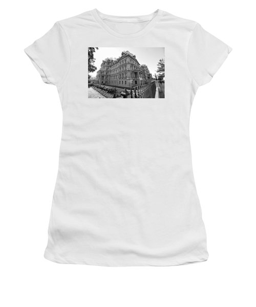 Old Executive Office Building Women's T-Shirt