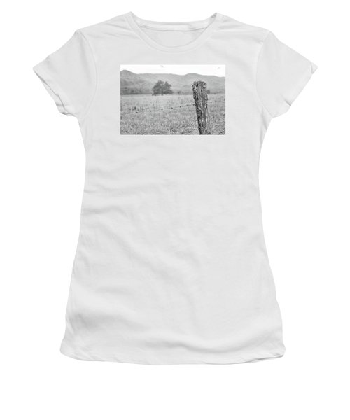 Old Fence Post Women's T-Shirt