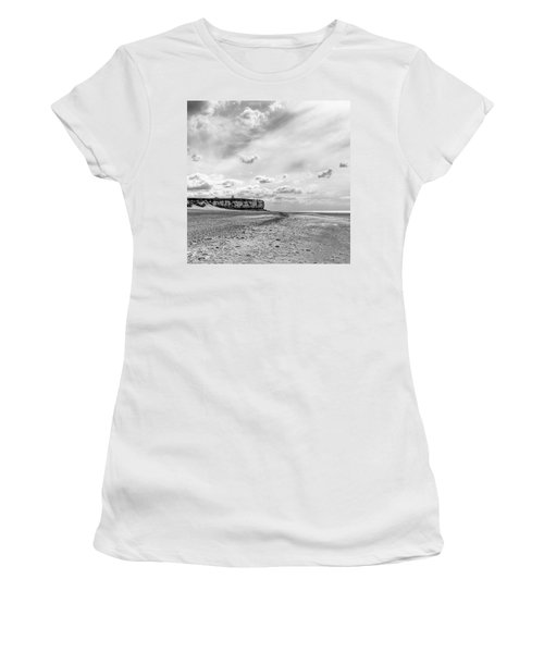 Old Hunstanton Beach, Norfolk Women's T-Shirt