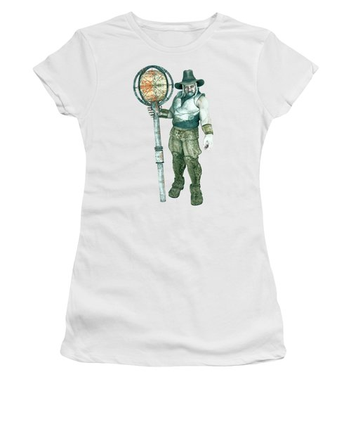 Old Mountain Giant Women's T-Shirt