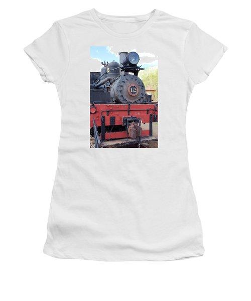 Old Number Twelve Women's T-Shirt