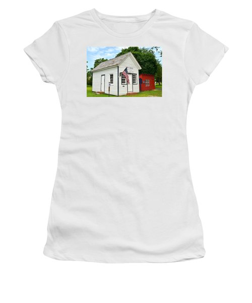 Old Post Office - Ocean View Delaware Women's T-Shirt