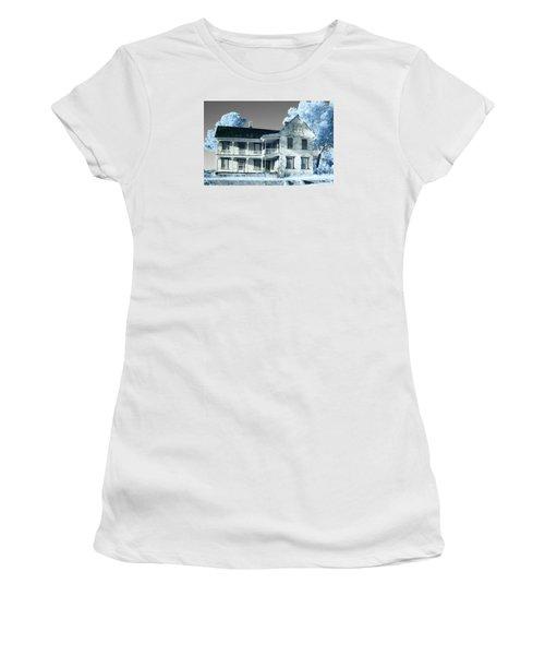Old Shull House In 642 Women's T-Shirt