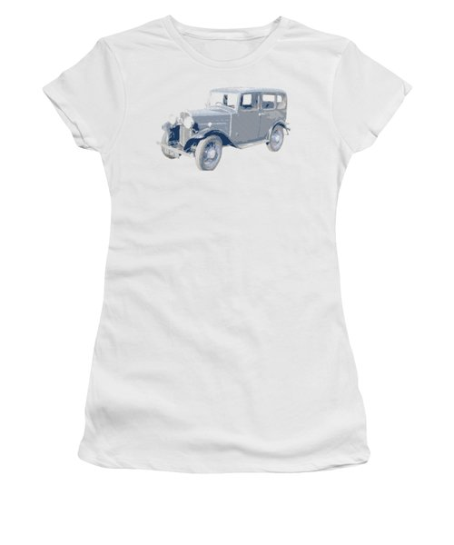 Oldtimer - Hatching Parallel Women's T-Shirt (Athletic Fit)