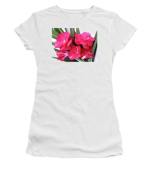 Oleander Geant Des Batailles 1 Women's T-Shirt