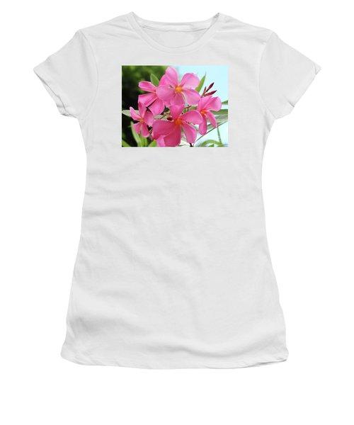 Oleander Maresciallo Graziani 1 Women's T-Shirt