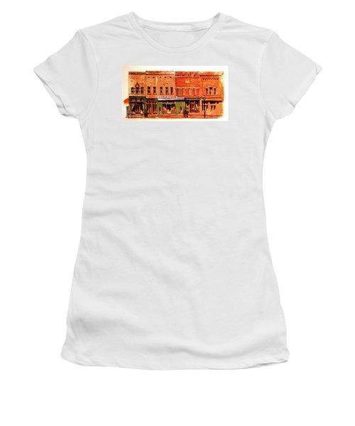 On Market Square Women's T-Shirt