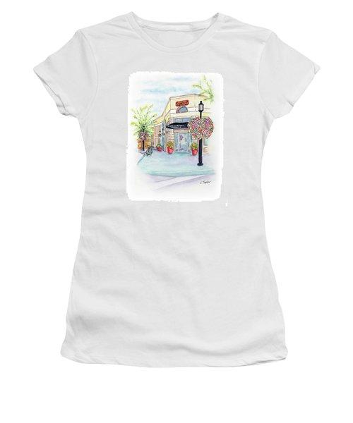 On The Corner Women's T-Shirt