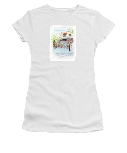 On The Corner Women's T-Shirt