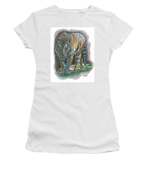 On The Prowl Women's T-Shirt