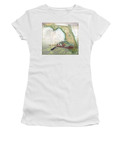 On The Reef Women's T-Shirt