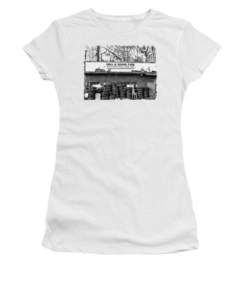 Open For Business Women's T-Shirt