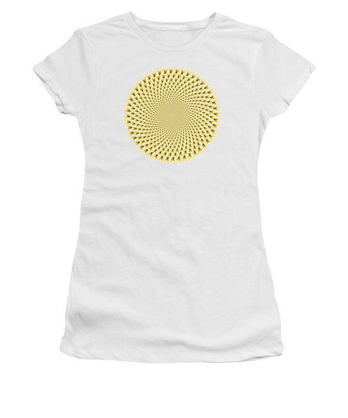 Opium Lettuce Vortex Women's T-Shirt (Athletic Fit)