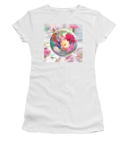 Orbital Spring  Women's T-Shirt