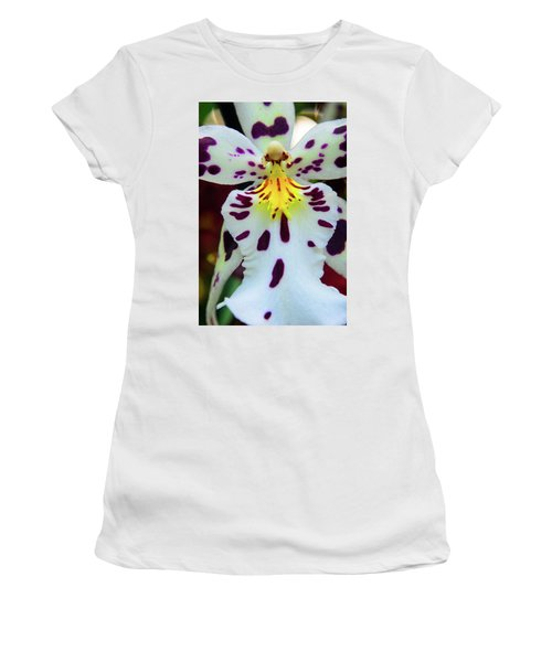 Orchid Cross Women's T-Shirt