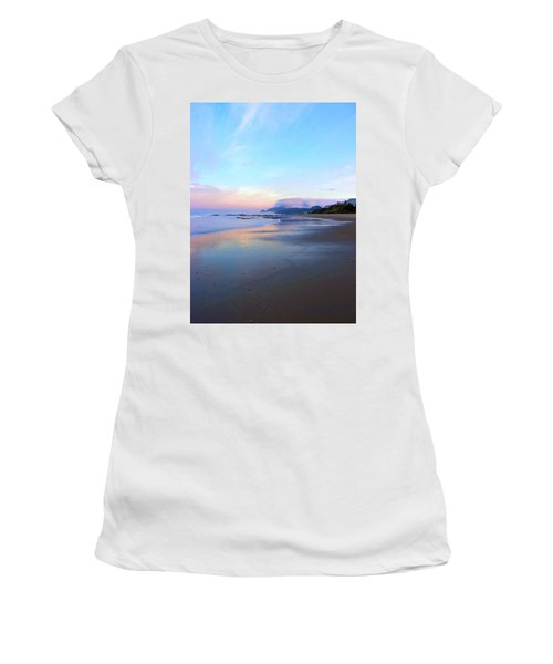 Oregon Coast 4 Women's T-Shirt