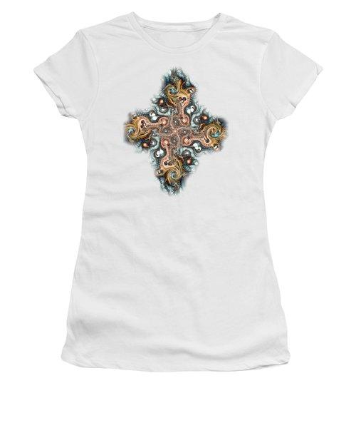 Ornate Cross Women's T-Shirt