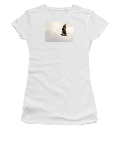 Osprey Fly By Women's T-Shirt (Athletic Fit)