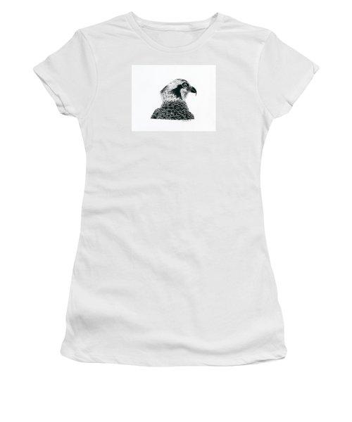 Osprey Portrait Women's T-Shirt (Athletic Fit)