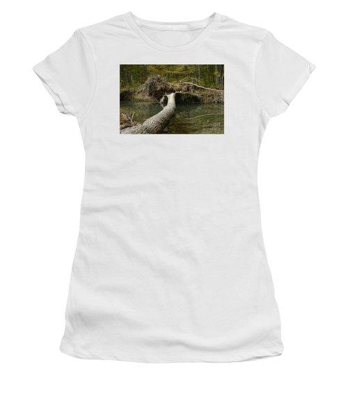 Over On Clover Women's T-Shirt
