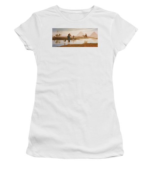 Overflow Of The Nile Women's T-Shirt