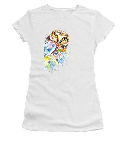 Owl Curious Women's T-Shirt
