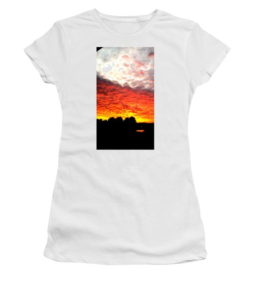 Pacific Coast Skies Women's T-Shirt