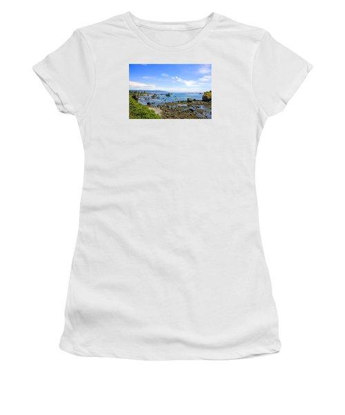 Pacific Northwest Women's T-Shirt (Junior Cut) by Chris Smith