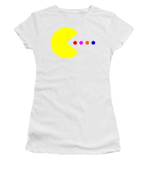 Pacman Women's T-Shirt