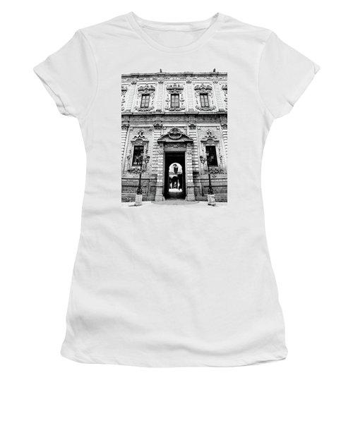 Palazzo Dei Celestini Women's T-Shirt (Athletic Fit)