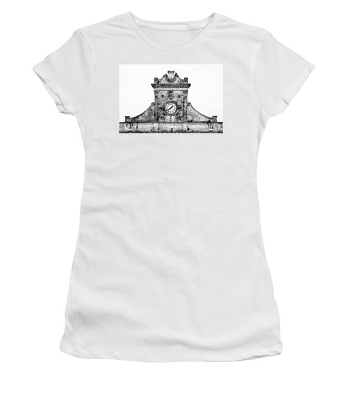 Palazzo Municipale Women's T-Shirt (Athletic Fit)