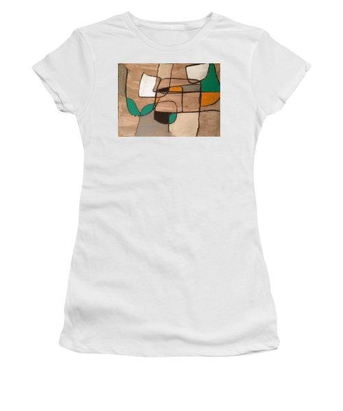 Paleo Robot Women's T-Shirt (Athletic Fit)