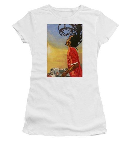 Pan Rising Women's T-Shirt